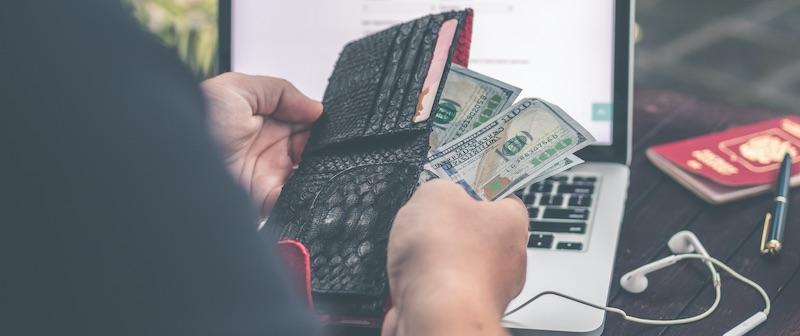 Egna uttag från kreditkonto